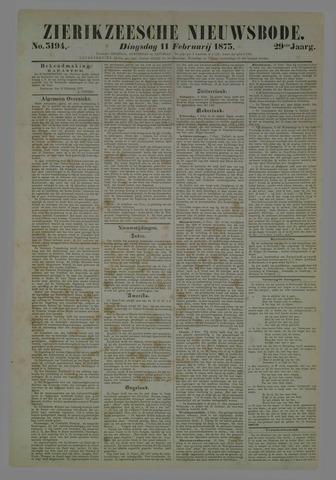 Zierikzeesche Nieuwsbode 1873-02-11