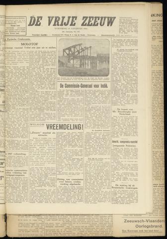 de Vrije Zeeuw 1946-08-14