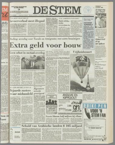de Stem 1985-04-16