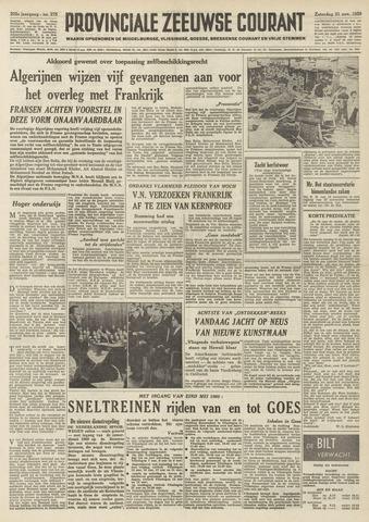 Provinciale Zeeuwse Courant 1959-11-21