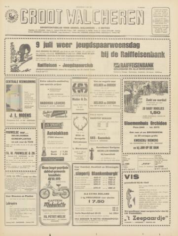 Groot Walcheren 1969-07-03