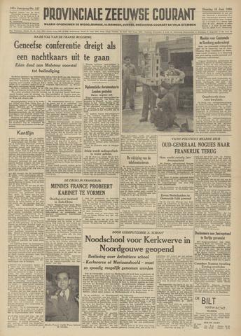 Provinciale Zeeuwse Courant 1954-06-15