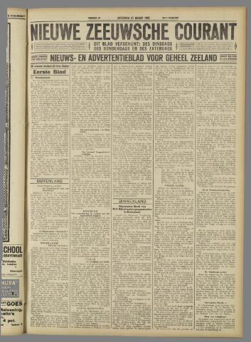 Nieuwe Zeeuwsche Courant 1926-03-27