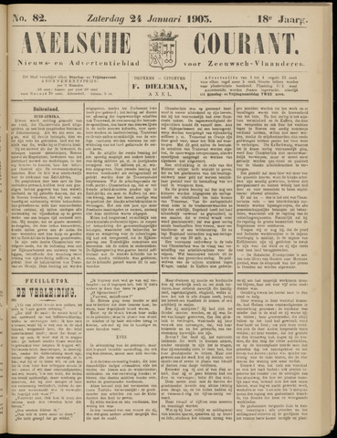 Axelsche Courant 1903-01-24