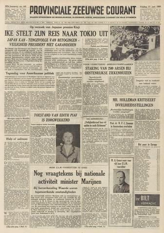 Provinciale Zeeuwse Courant 1960-06-17