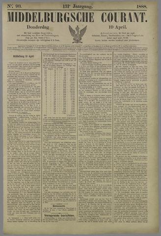 Middelburgsche Courant 1888-04-19