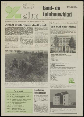 Zeeuwsch landbouwblad ... ZLM land- en tuinbouwblad 1991-07-26