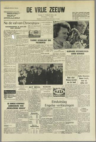 de Vrije Zeeuw 1964-10-19