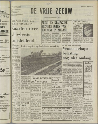 de Vrije Zeeuw 1974-12-04