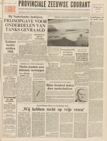 Provinciale Zeeuwse Courant 1967-12-12