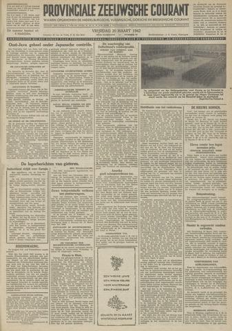 Provinciale Zeeuwse Courant 1942-03-20