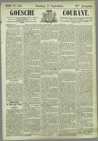 Goessche Courant 1906-09-18