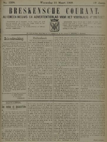 Breskensche Courant 1909-03-31