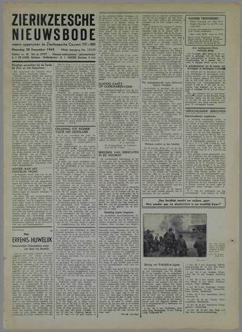 Zierikzeesche Nieuwsbode 1942-12-28