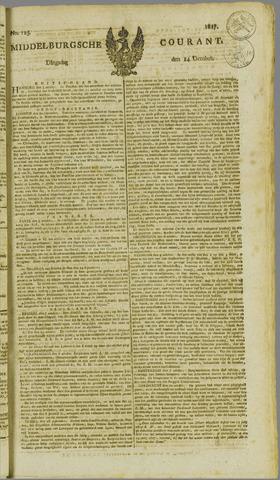 Middelburgsche Courant 1817-10-14