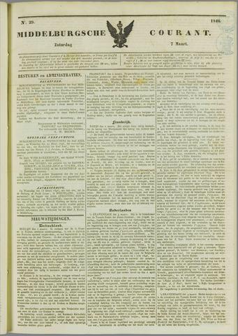 Middelburgsche Courant 1846-03-07