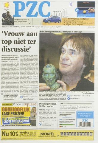 Provinciale Zeeuwse Courant 2009-05-29