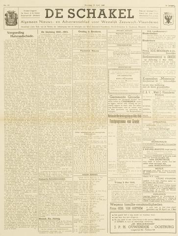 De Schakel 1946-04-29