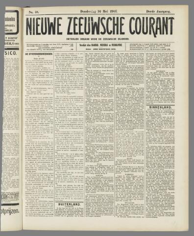 Nieuwe Zeeuwsche Courant 1907-05-16