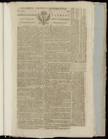 Middelburgsche Courant 1801-11-28