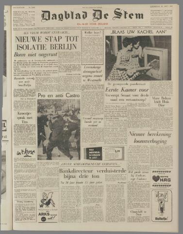 de Stem 1960-09-29