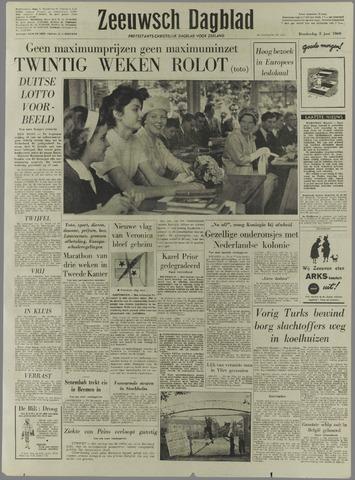 Zeeuwsch Dagblad 1960-06-02