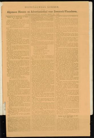 Ter Neuzensche Courant. Algemeen Nieuws- en Advertentieblad voor Zeeuwsch-Vlaanderen / Neuzensche Courant ... (idem) / (Algemeen) nieuws en advertentieblad voor Zeeuwsch-Vlaanderen 1872-04-04