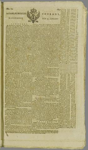 Middelburgsche Courant 1807-01-29