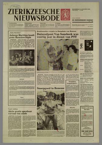 Zierikzeesche Nieuwsbode 1983-08-11