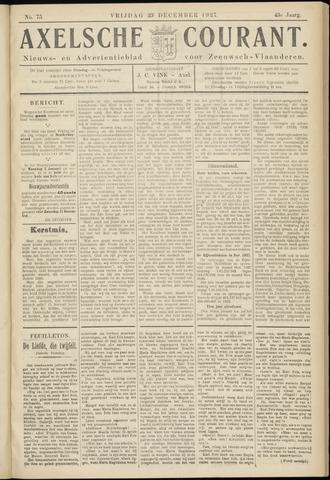 Axelsche Courant 1927-12-23
