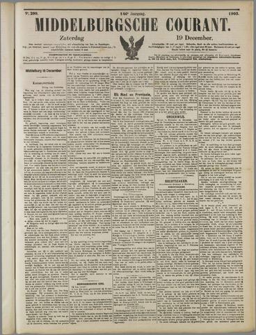 Middelburgsche Courant 1903-12-19