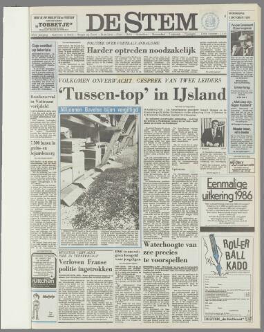de Stem 1986-10-01
