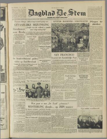 de Stem 1952-04-19