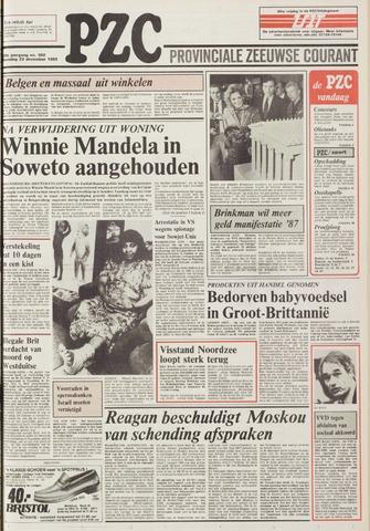 Provinciale Zeeuwse Courant 1985-12-23