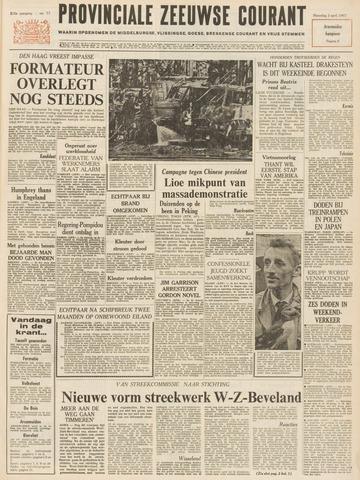 Provinciale Zeeuwse Courant 1967-04-03
