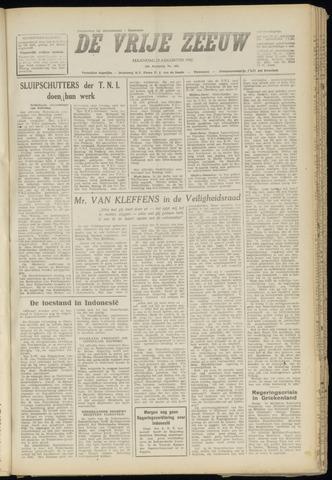 de Vrije Zeeuw 1947-08-25