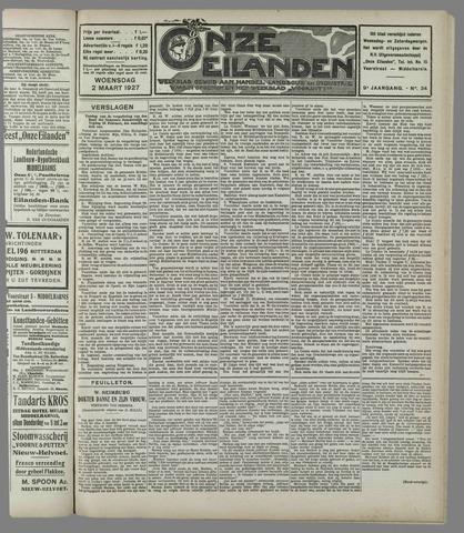 Onze Eilanden 1927-03-02