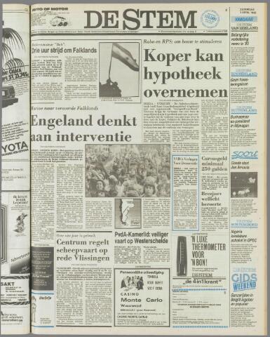 de Stem 1982-04-03