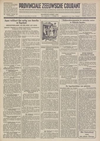 Provinciale Zeeuwse Courant 1941-12-08