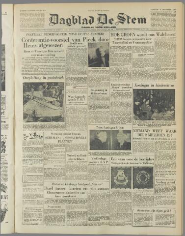 de Stem 1951-11-05