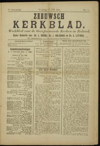 Zeeuwsche kerkbode, weekblad gewijd aan de belangen der gereformeerde kerken/ Zeeuwsch kerkblad 1903-07-17