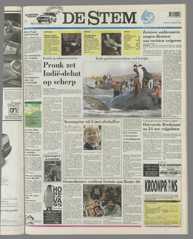de Stem 1995-01-13