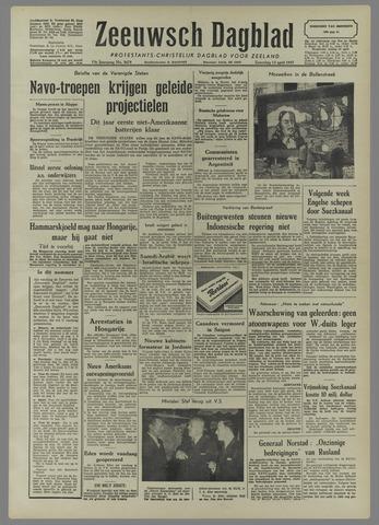 Zeeuwsch Dagblad 1957-04-13