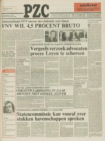 Provinciale Zeeuwse Courant 1976-11-23