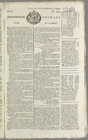 Zierikzeesche Courant 1814-01-21