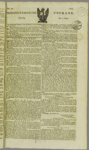 Middelburgsche Courant 1825-04-02