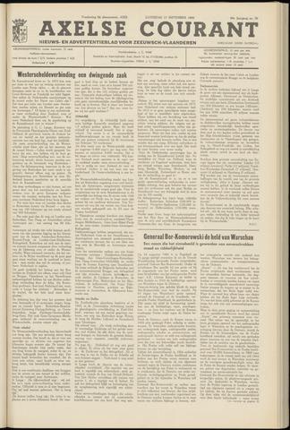 Axelsche Courant 1966-09-17