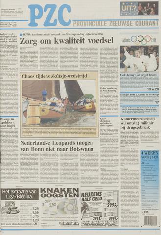Provinciale Zeeuwse Courant 1996-07-24