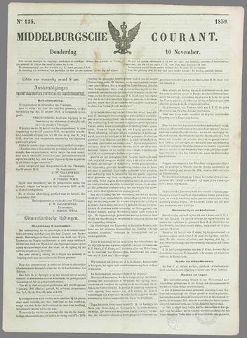 Middelburgsche Courant 1859-11-10