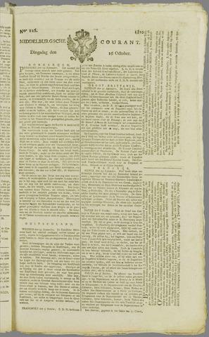 Middelburgsche Courant 1810-10-16